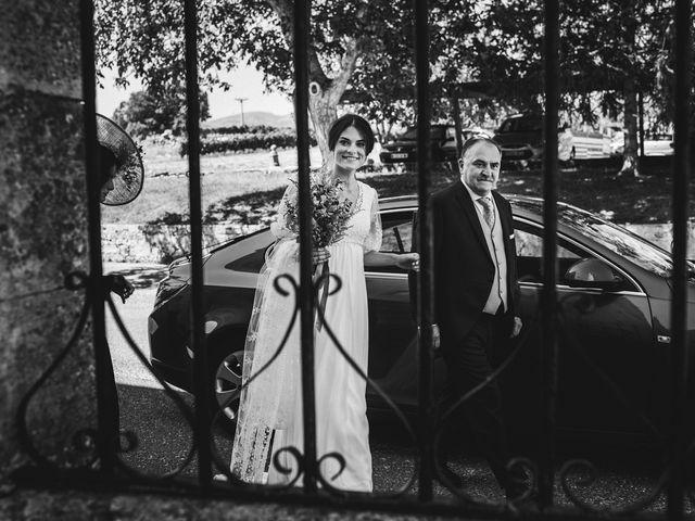 La boda de Alvaro y Marta en Santa Gadea Del Cid, Burgos 28