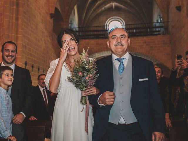 La boda de Alvaro y Marta en Santa Gadea Del Cid, Burgos 33