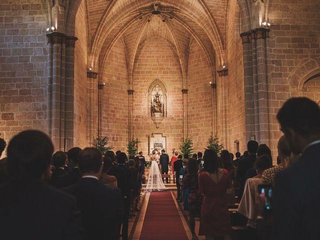 La boda de Alvaro y Marta en Santa Gadea Del Cid, Burgos 34