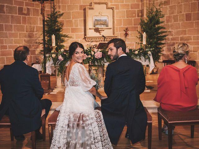 La boda de Alvaro y Marta en Santa Gadea Del Cid, Burgos 36