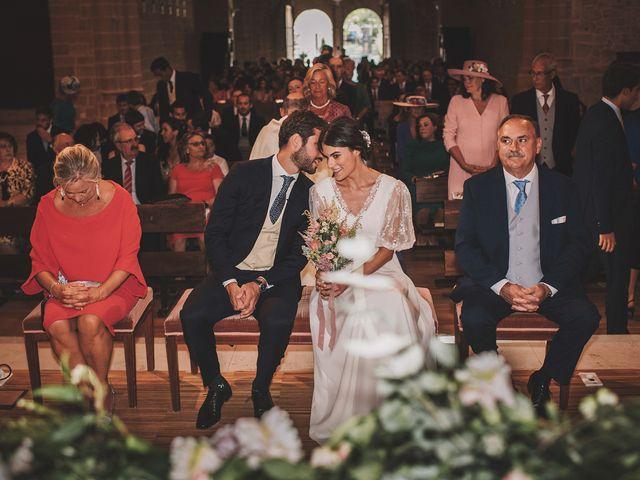 La boda de Alvaro y Marta en Santa Gadea Del Cid, Burgos 40