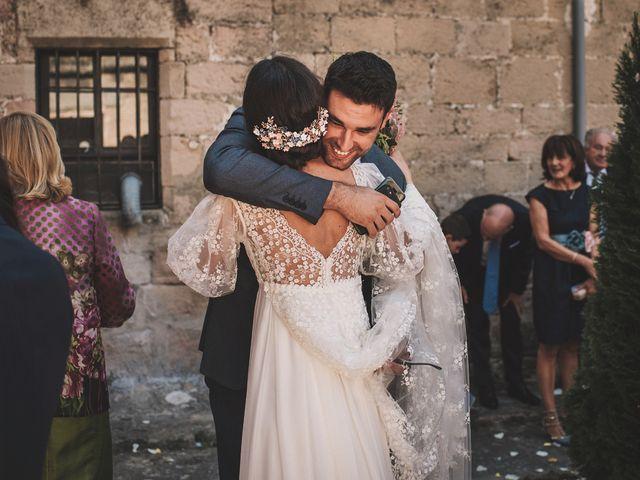 La boda de Alvaro y Marta en Santa Gadea Del Cid, Burgos 47