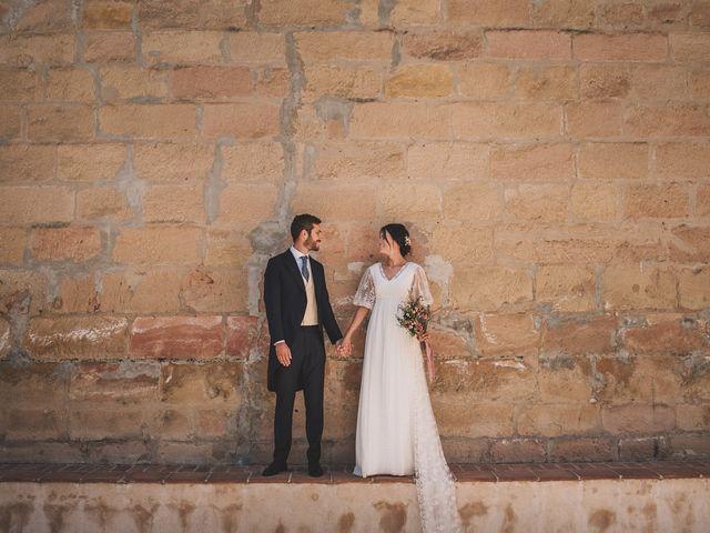 La boda de Alvaro y Marta en Santa Gadea Del Cid, Burgos 50