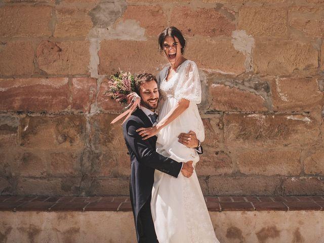 La boda de Alvaro y Marta en Santa Gadea Del Cid, Burgos 51