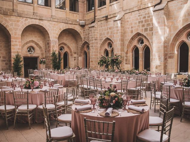 La boda de Alvaro y Marta en Santa Gadea Del Cid, Burgos 53