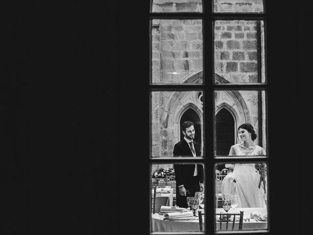 La boda de Alvaro y Marta en Santa Gadea Del Cid, Burgos 58