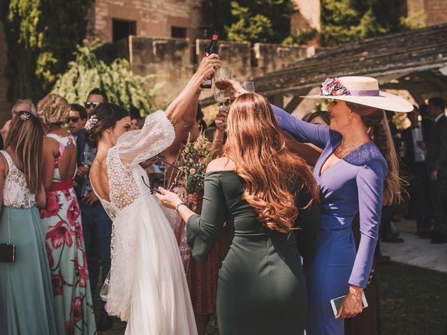 La boda de Alvaro y Marta en Santa Gadea Del Cid, Burgos 63