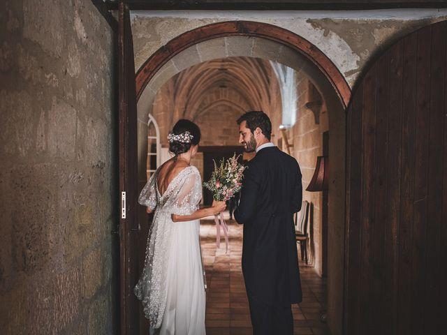 La boda de Alvaro y Marta en Santa Gadea Del Cid, Burgos 72