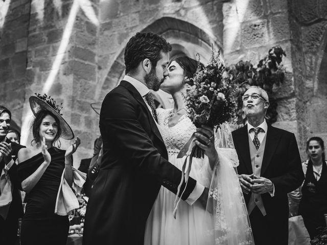 La boda de Alvaro y Marta en Santa Gadea Del Cid, Burgos 74
