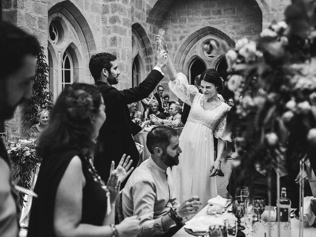 La boda de Alvaro y Marta en Santa Gadea Del Cid, Burgos 76