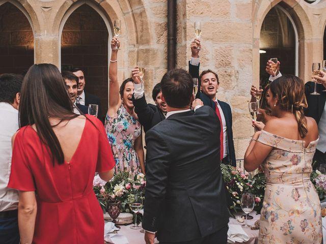 La boda de Alvaro y Marta en Santa Gadea Del Cid, Burgos 80