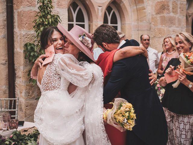 La boda de Alvaro y Marta en Santa Gadea Del Cid, Burgos 83