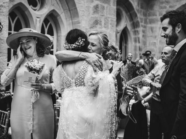 La boda de Alvaro y Marta en Santa Gadea Del Cid, Burgos 84