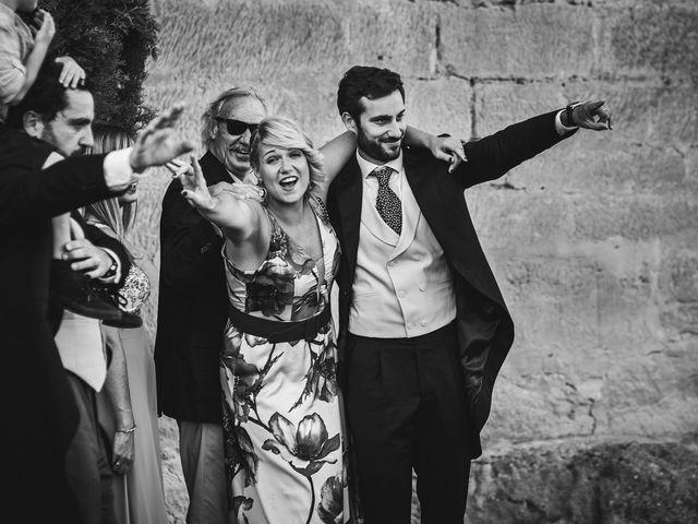 La boda de Alvaro y Marta en Santa Gadea Del Cid, Burgos 88