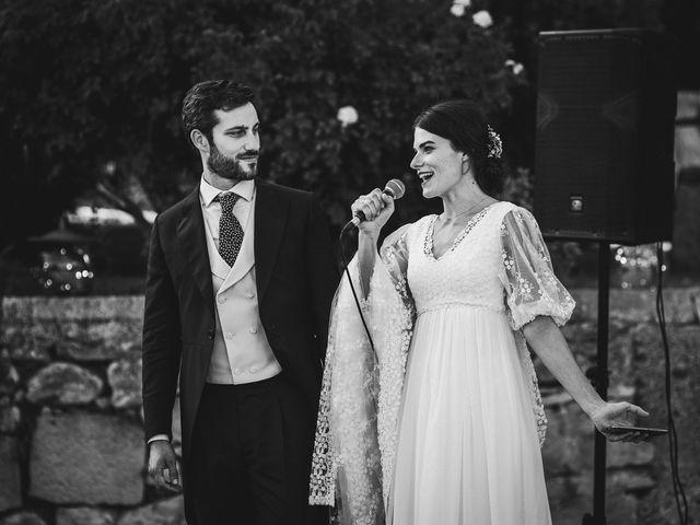 La boda de Alvaro y Marta en Santa Gadea Del Cid, Burgos 89
