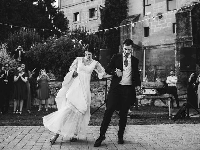 La boda de Alvaro y Marta en Santa Gadea Del Cid, Burgos 92