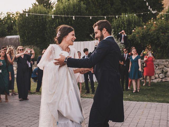 La boda de Alvaro y Marta en Santa Gadea Del Cid, Burgos 93
