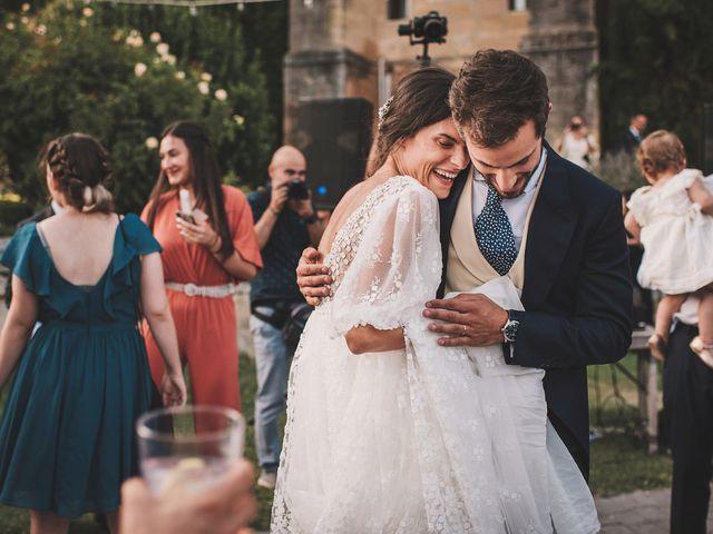 La boda de Alvaro y Marta en Santa Gadea Del Cid, Burgos 94