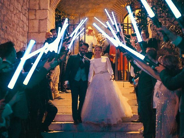 La boda de Manuel y Silvia en Chinchon, Madrid 2