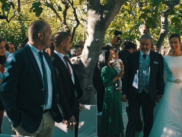 La boda de Manuel y Silvia en Chinchon, Madrid 8
