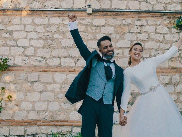 La boda de Manuel y Silvia en Chinchon, Madrid 10