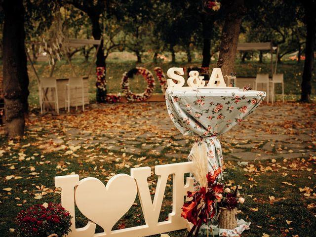 La boda de Asier y Saioa en Ventas De Armentia, Burgos 11
