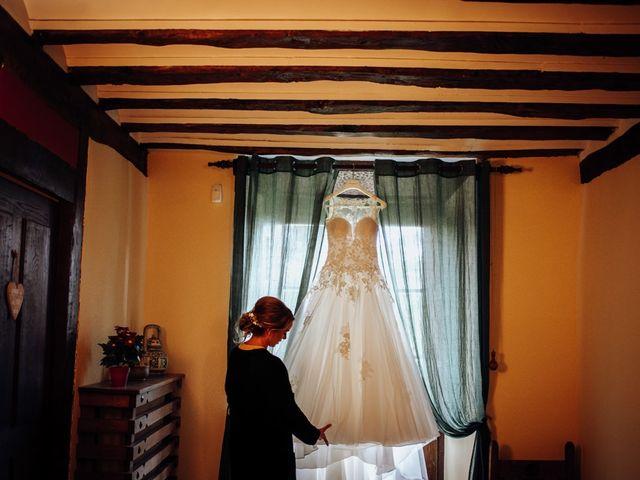 La boda de Asier y Saioa en Ventas De Armentia, Burgos 16