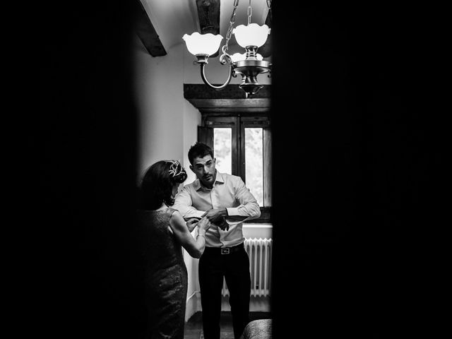 La boda de Asier y Saioa en Ventas De Armentia, Burgos 21