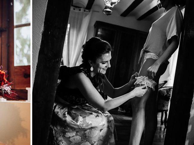 La boda de Asier y Saioa en Ventas De Armentia, Burgos 26