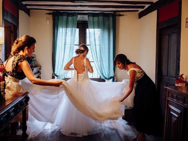 La boda de Asier y Saioa en Ventas De Armentia, Burgos 27