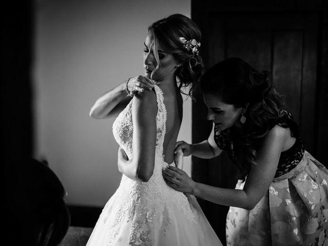 La boda de Asier y Saioa en Ventas De Armentia, Burgos 28