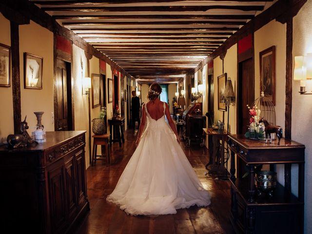 La boda de Asier y Saioa en Ventas De Armentia, Burgos 30