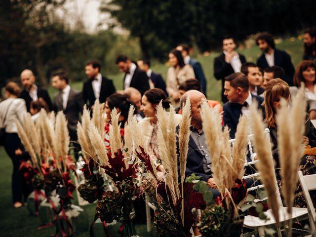 La boda de Asier y Saioa en Ventas De Armentia, Burgos 32