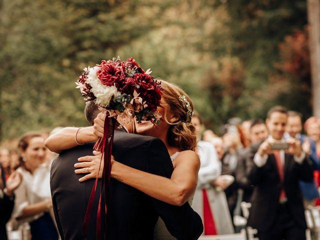 La boda de Asier y Saioa en Ventas De Armentia, Burgos 36