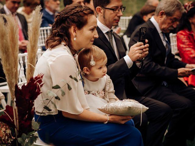 La boda de Asier y Saioa en Ventas De Armentia, Burgos 38