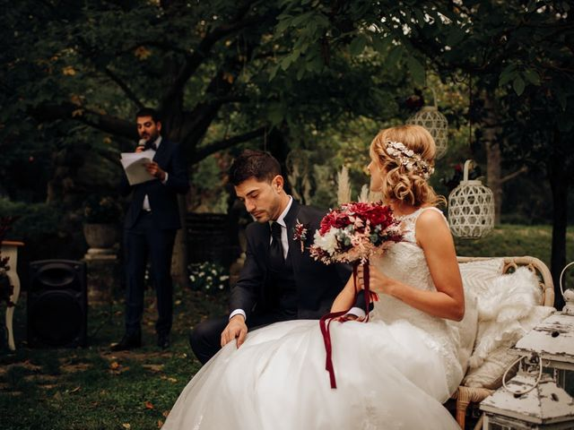 La boda de Asier y Saioa en Ventas De Armentia, Burgos 39