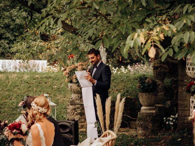 La boda de Asier y Saioa en Ventas De Armentia, Burgos 40