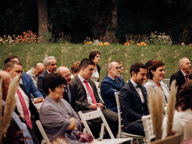 La boda de Asier y Saioa en Ventas De Armentia, Burgos 42