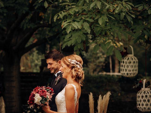La boda de Asier y Saioa en Ventas De Armentia, Burgos 44