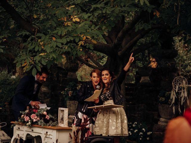La boda de Asier y Saioa en Ventas De Armentia, Burgos 45