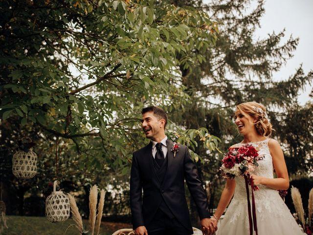La boda de Asier y Saioa en Ventas De Armentia, Burgos 46