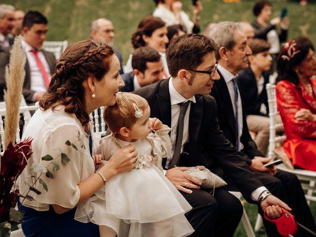 La boda de Asier y Saioa en Ventas De Armentia, Burgos 51