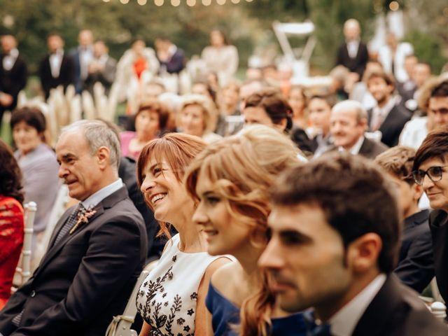 La boda de Asier y Saioa en Ventas De Armentia, Burgos 55