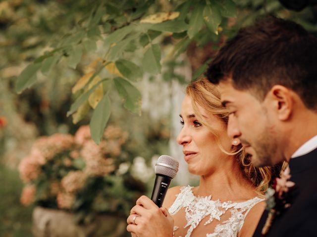 La boda de Asier y Saioa en Ventas De Armentia, Burgos 61