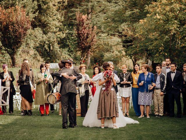 La boda de Asier y Saioa en Ventas De Armentia, Burgos 62