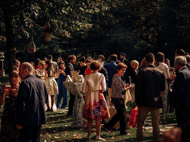La boda de Asier y Saioa en Ventas De Armentia, Burgos 66