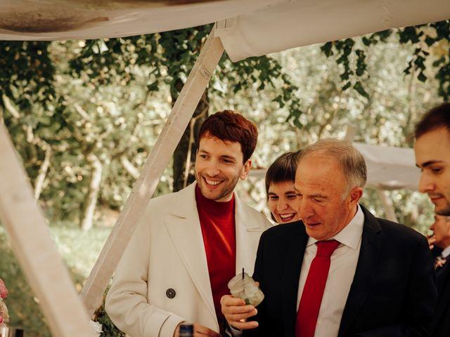 La boda de Asier y Saioa en Ventas De Armentia, Burgos 67