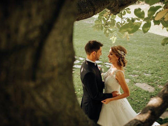 La boda de Asier y Saioa en Ventas De Armentia, Burgos 71