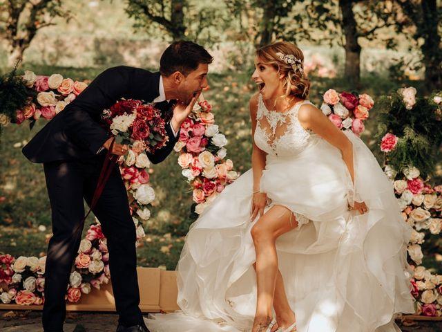La boda de Saioa y Asier