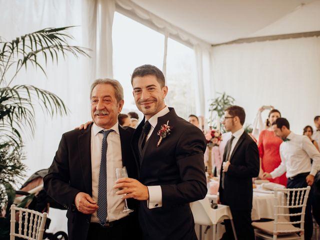 La boda de Asier y Saioa en Ventas De Armentia, Burgos 79